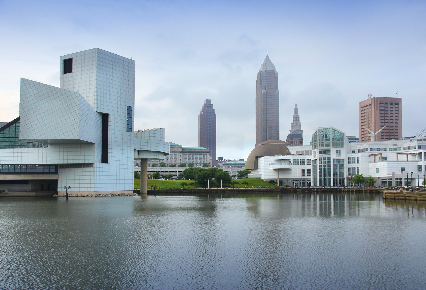 Apogee Cleveland Buildings