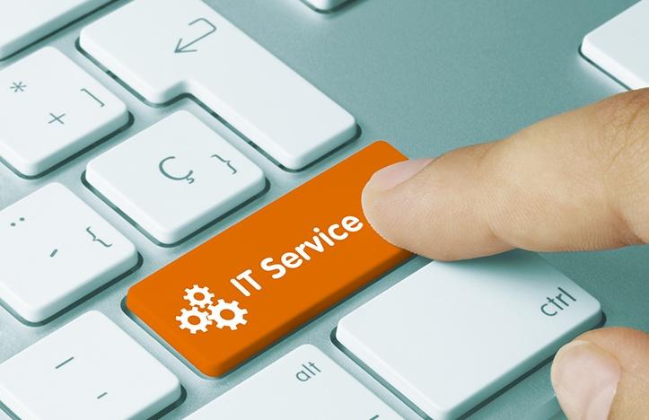IT Services Keyboard