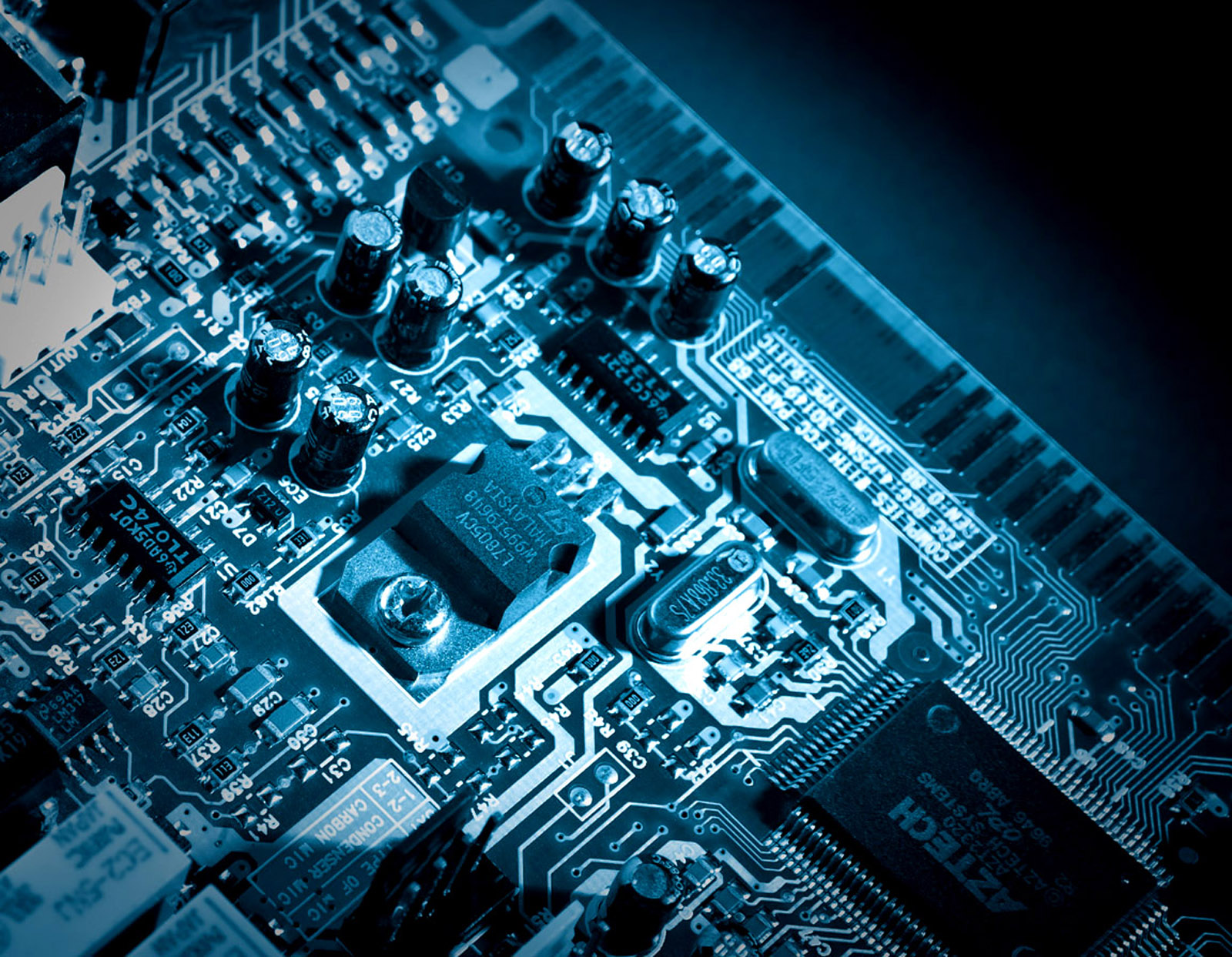 Managed Service Provider Computer Chip