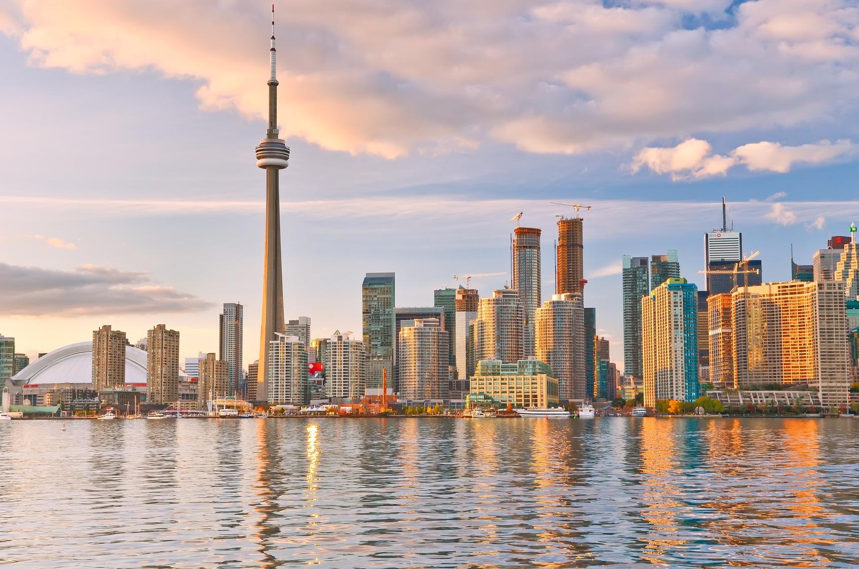 Toronto, Ontario cityscape