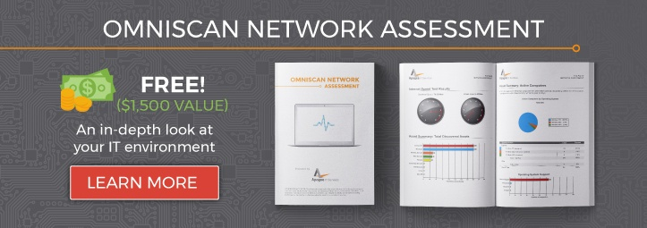 OmniScan Network Assessment CTA